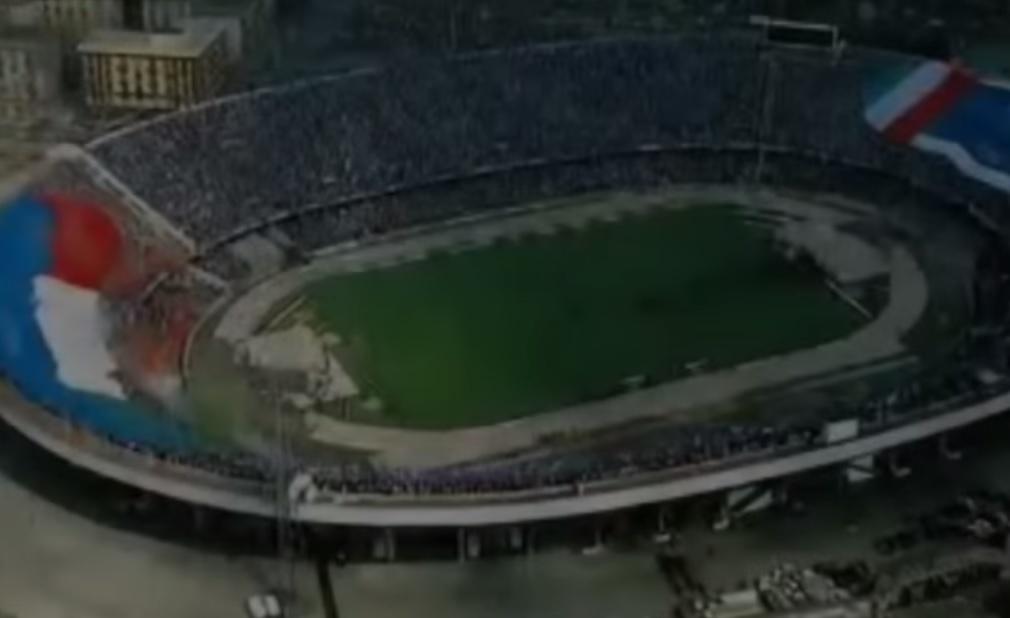 Video – Dedicato ai tifosi del Napoli