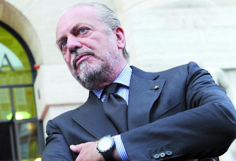 Mercato Napoli: De Laurentiis vuole un mix di giovani ed esp