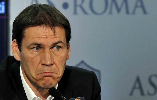 Garcia studia e pensa la Roma da schierare tra i tanti problemi