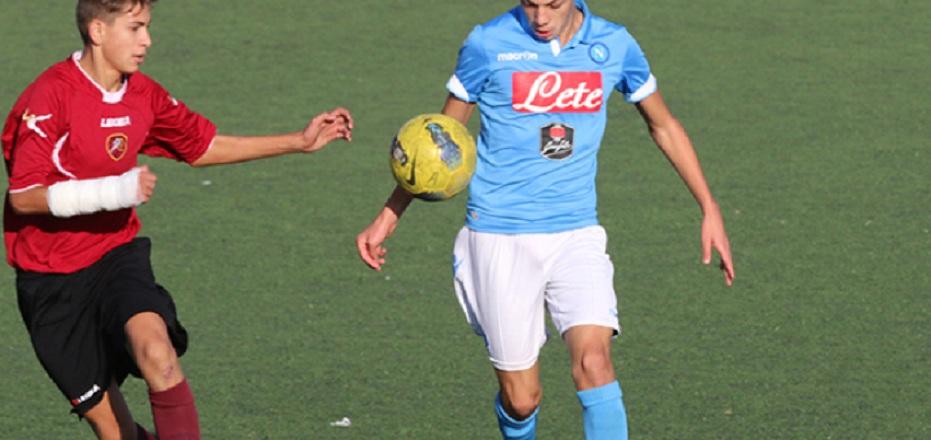 (VIDEO)- Che gol Gianluca Gaetano! Il bomber di Cimitile che piace a De Laurentiis segna di tacco all'Atalanta