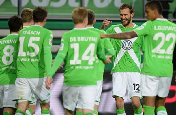 Bundesliga – Wolfsburg, pareggio interno per gli avversari del Napoli