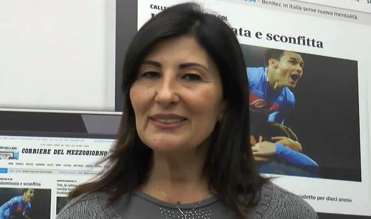 """Monica Scozzafava: """"Credo che Gattuso andrà via a giugno"""""""