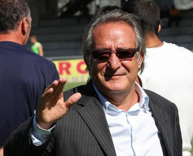 """Vigorito:""""Siamo già in Serie A. Il contrario sarebbe intollerabile"""""""