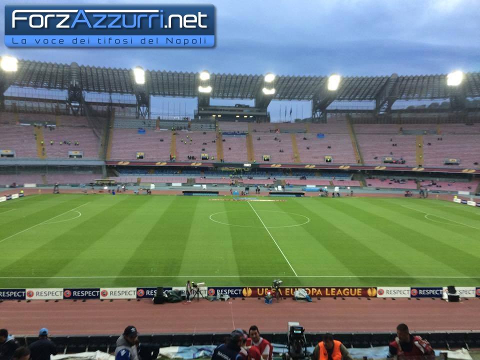 Stadio San Paolo: parla l'assessore Borriello