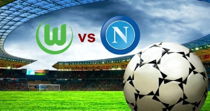 """Il Wolfsburg presenta così il Napoli: """"Squadra piena di stelle"""""""