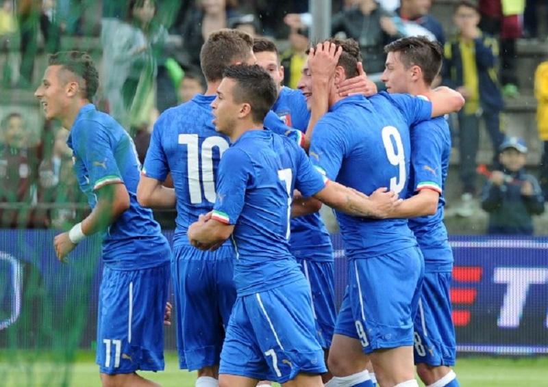 Nazionale Under 15: Italia-Arabia Saudita 2-0, il giovane Pelliccia in campo nel secondo tempo…