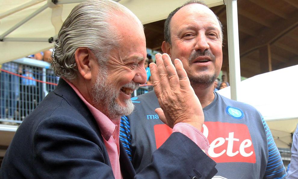 """Sky – Massimo Ugolini: """"Sondaggio del Napoli per Benitez. Su Allegri, Mazzarri e Spalletti…"""""""