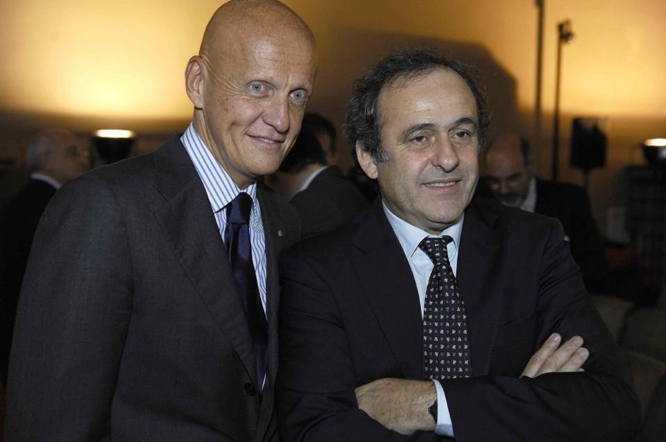 Pierluigi Collina lascia la UEFA, al suo posto Rosetti!