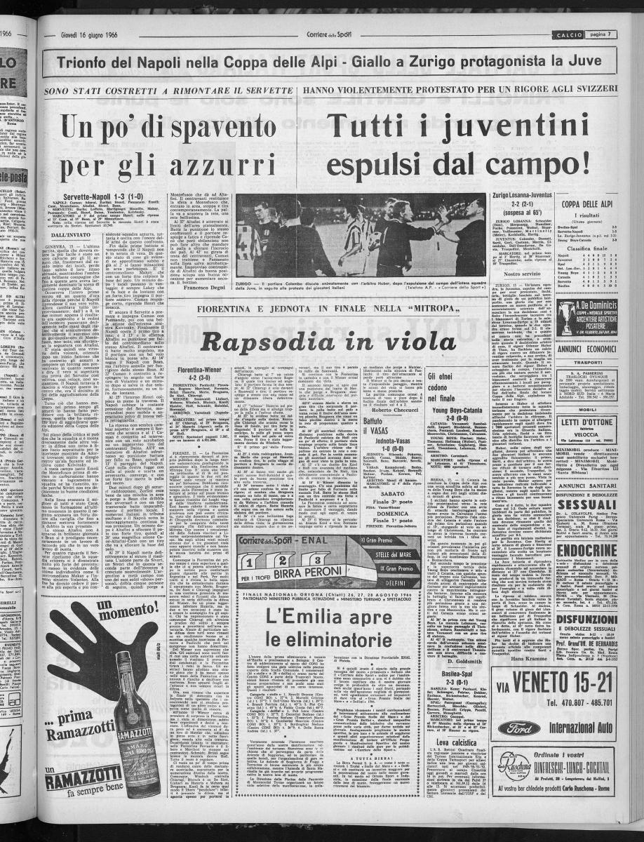 Coppa delle Alpi 1966