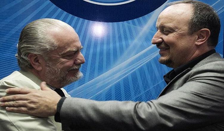 """Benitez: """"ADL è un visionario, a Napoli si può vincere!"""""""