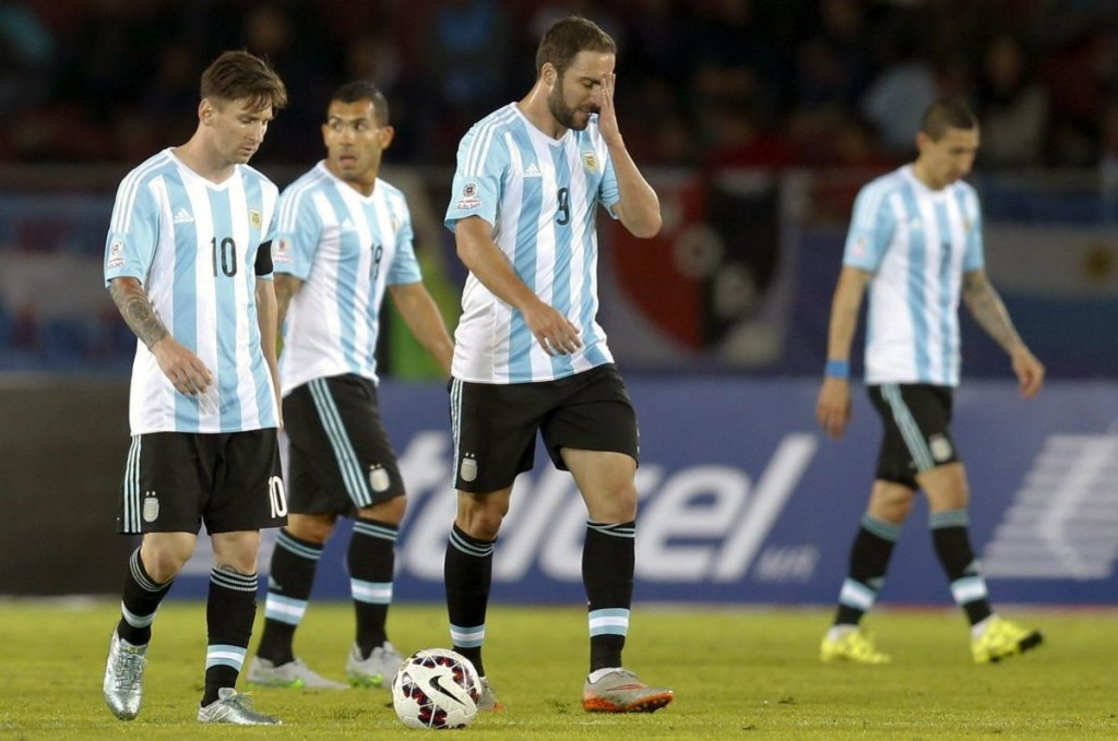 Argentina Colombia, gli highlights del match – VIDEO
