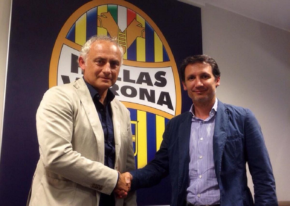 """Crisi Verona, il ds Bigon spiega la decisione su Mandorlini e ammette """"Siamo tutto colpevoli"""""""