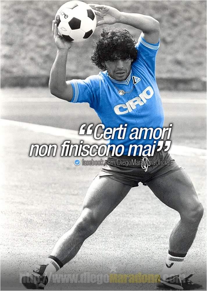 Ecco la foto che Diego Armando Maradona oggi ha postato su ...