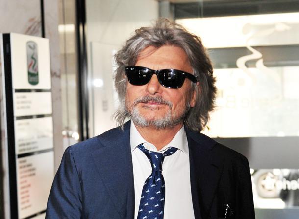 """Ferrero: """"Vendo la Samp e prendo il Palermo"""""""