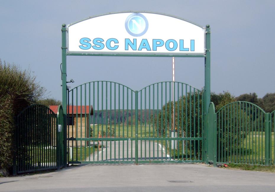 Ssc Napoli: Allenamento mattutino in vista del Parma.