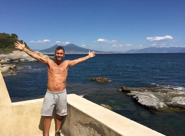 FOTO   Higuain, il fratello fa gli auguri al Napoli per il suo