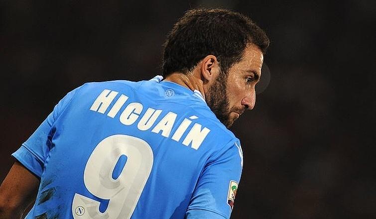Un'ottima notizia per Sarri: Gonzalo Higuaìn sarà solo del Napoli