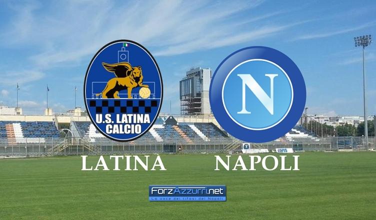 Latina-Napoli, venerdì ore 20,30 su Italia 1