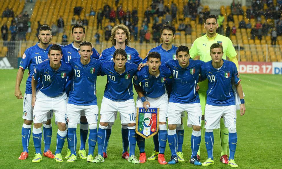 italia under 17 - photo #9