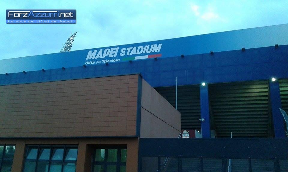 Juventus-Napoli, il campo del Mapei Stadium in pessime condizioni