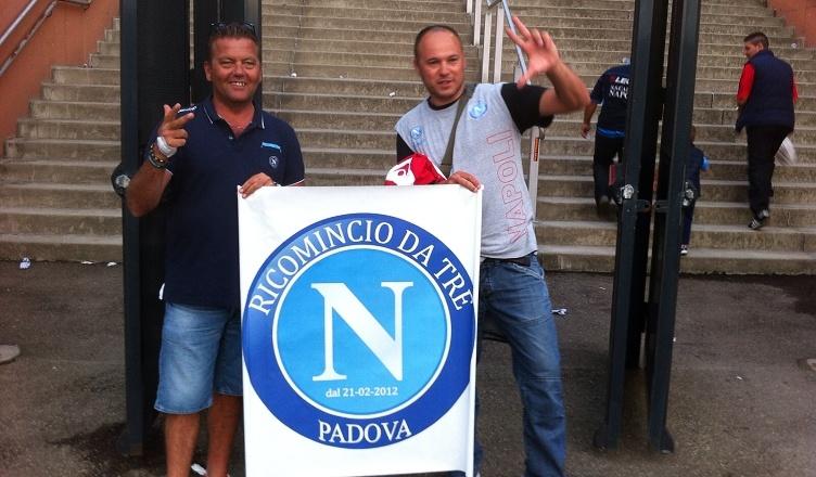"""POST@ZZURRI – Il fan club Napoli """"Ricomincio da Tre"""" compie quattro anni"""