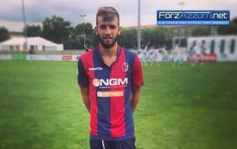 Sasy Tazza a Casteldebole con la prima squadra. Delio Rossi già lo ammira…