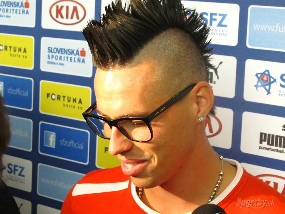 """Hamsik: """"Questo e' il Napoli più forte in cui ho giocato"""""""