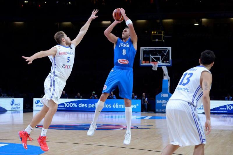 EUROBASKET – L'Italia chiude al quinto posto