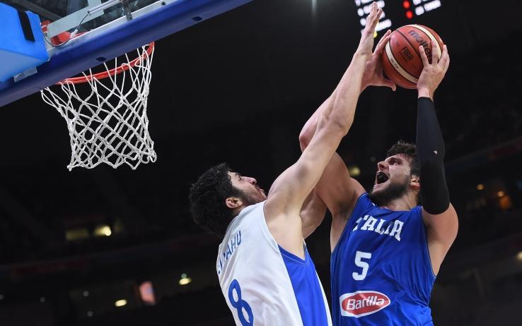 EUROBASKET – Showtime Italia, dominata Israele 82 – 52