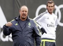 """Marca su Benitez: """"Alcuni senatori del Real Madrid sono contrari ai suoi metodi d'allenamento!"""""""