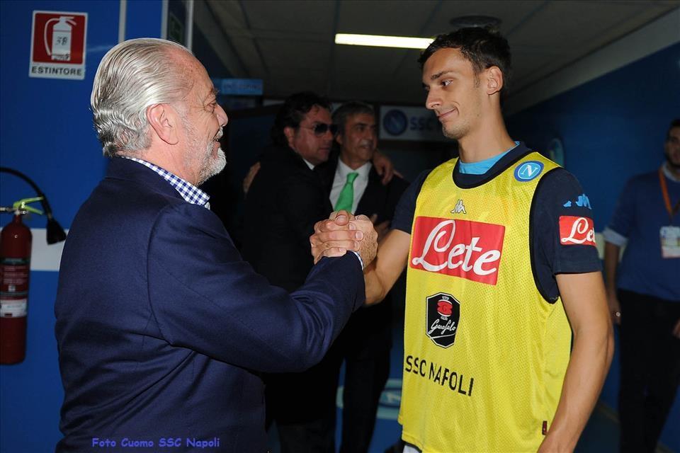 Repubblica – Lazio-Napoli, incroci di mercato: A Lotito piace Gabbiadini, contesi tre giocatori agli azzurri