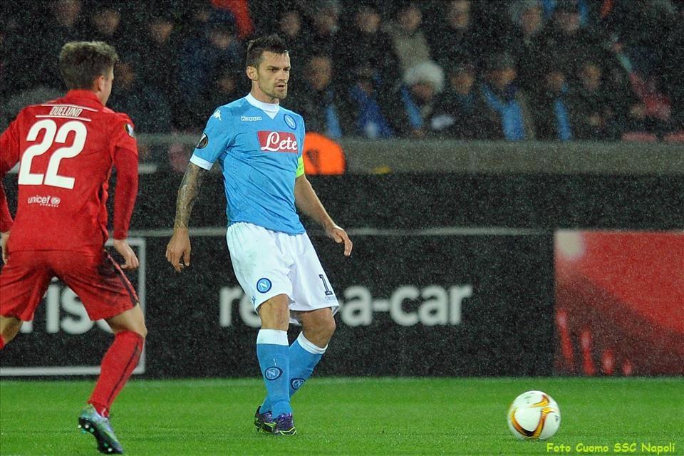 Maggio raggiunge Cannavaro nella classifica degli azzurri più presenti