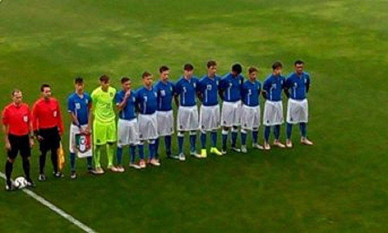 UNDER 17 – Italia-Bulgaria 3-0, ecco l'inno nazionale (Video)
