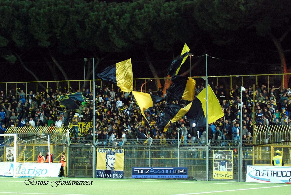 CALCIO IN CAMPANIA – Lega Pro, Juve Stabia-Catania, cronaca e photogallery con le immagini esclusive del match