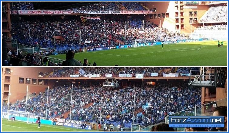 Genoa-Napoli, un vero spot per il gioco del calcio!