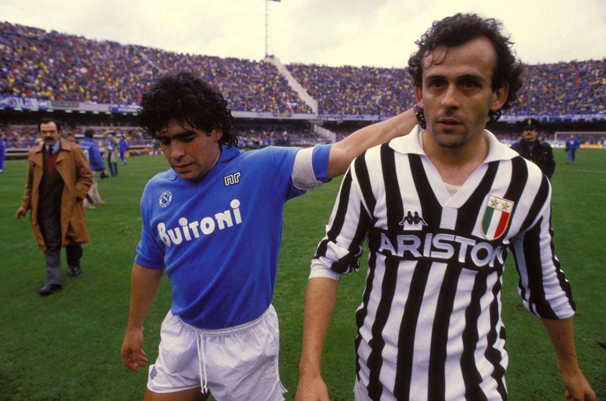 """Il Mattino: """"Trent'anni fa la punizione impossibile di Maradona alla Juve"""""""