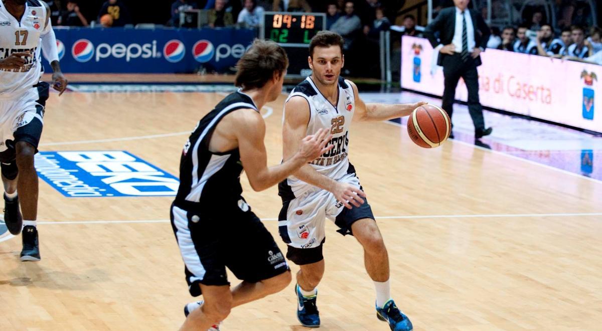 Basket: colpo grosso di Caserta. Espugnata Bologna