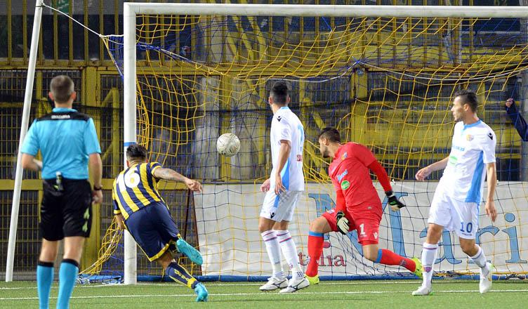 VIDEO – Berretti della Juve Stabia sconfitta in Abruzzo, ecco i gol…