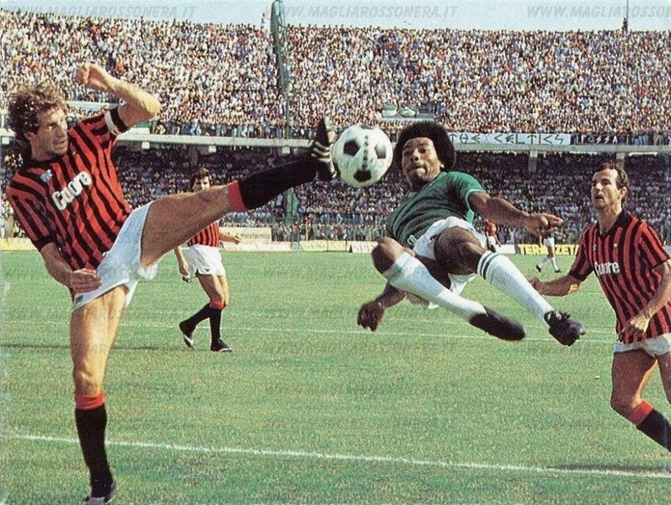 Calcio in Campania – Quando l'Avellino sconfisse il Milan per 4 – 0