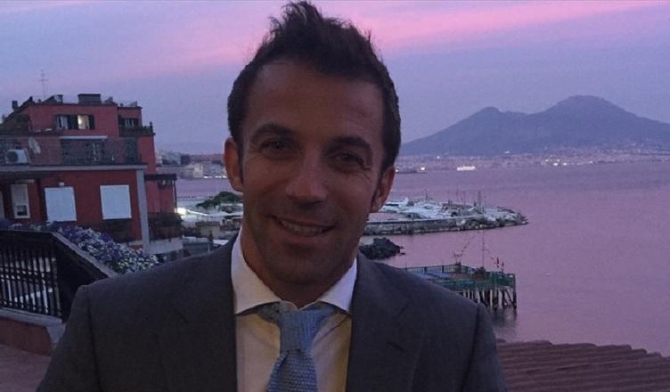 """Del Piero: """"Napoli? Ma quale crisi, contro il Milan è stato un buon punto. Sulla corsa scudetto…"""""""