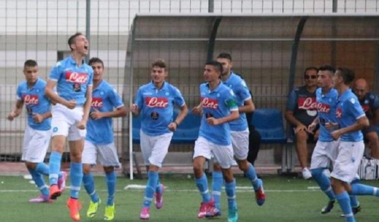 Napoli, due prodotti del vivaio in prestito in Lega Pro