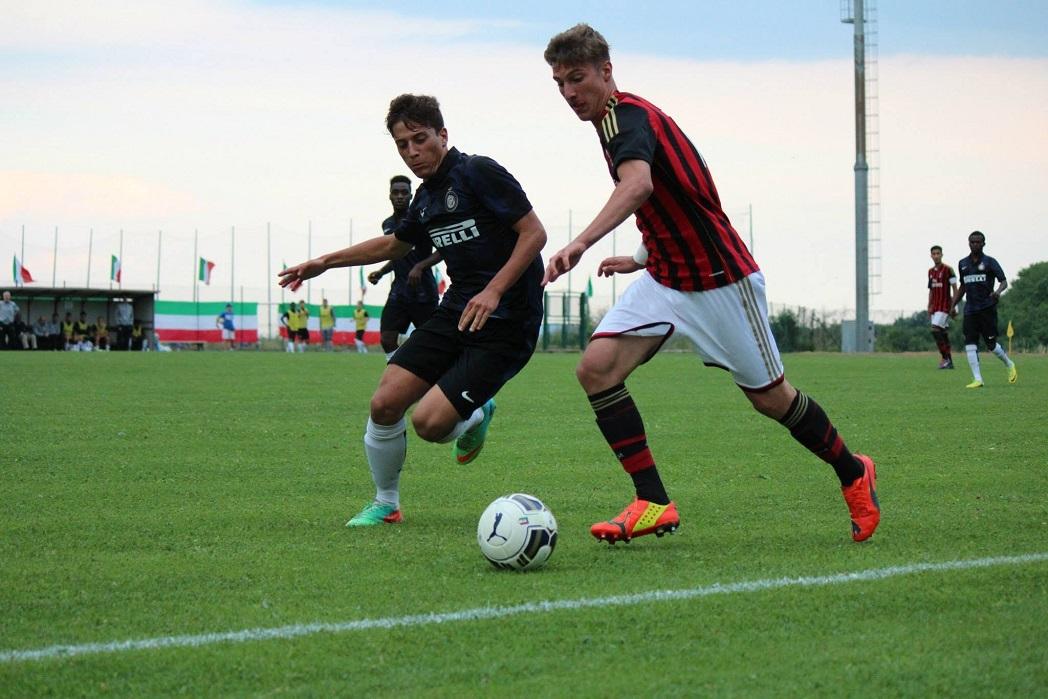 VIDEO – Allievi Nazionali A e B: Milan-Inter 0-3 doppietta di Pinamonti