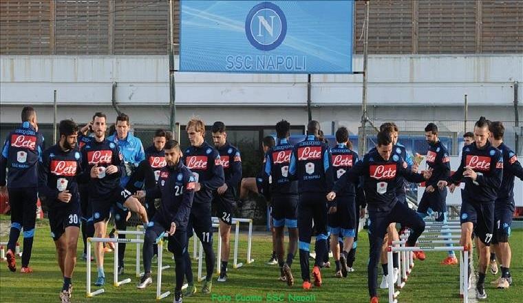 """Il Mattino: """"Al top della forma per i preliminari. Ecco come cambierà la preparazione estiva del Napoli"""""""