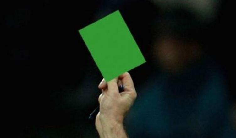 Calcio, esordisce in Italia il 'cartellino verde': ecco come funziona