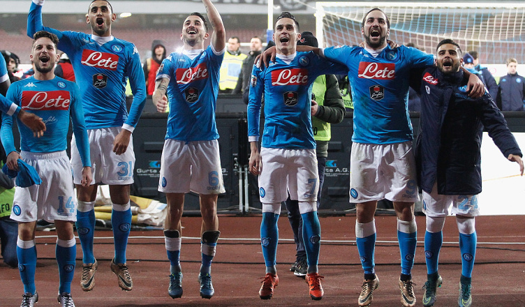 Napoli, inizia bene il 2016. Caro Boban, 'esagerati' sono i cori e gli striscioni razzisti!