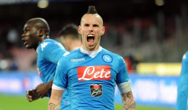 Hamsik, un onore vedere Juve in difesa