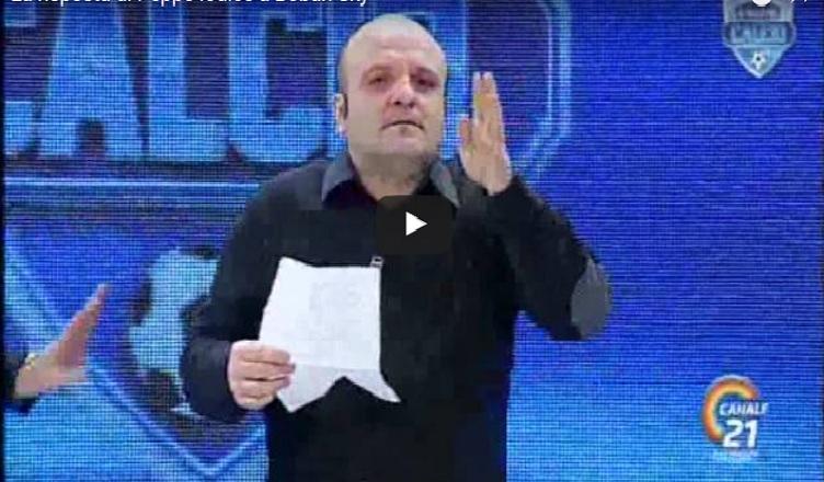 Agente Gabbiadini: