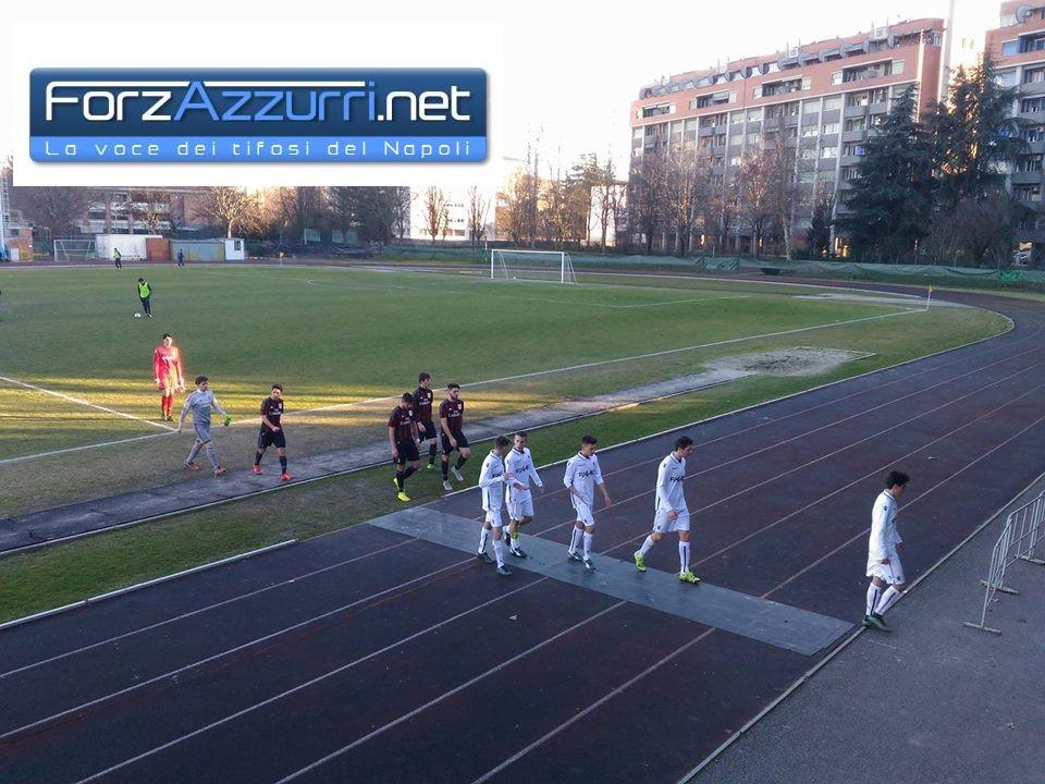 ALLIEVI NAZIONALI- Il Bologna gioca la partita perfetta contro il Milan