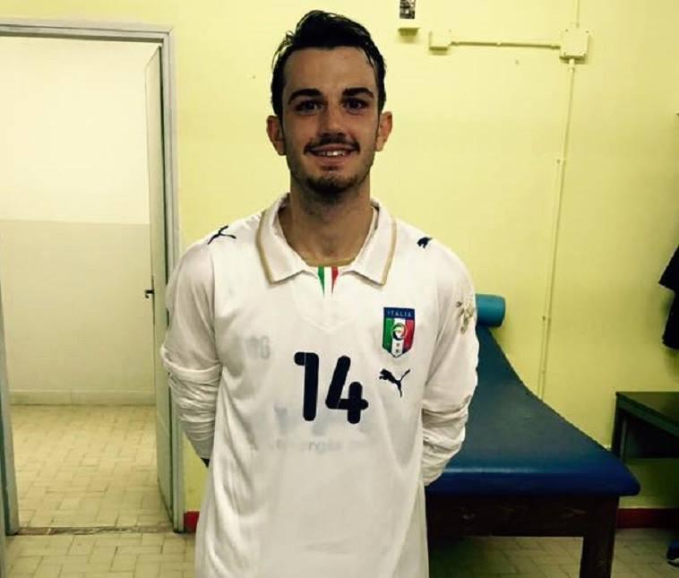 """GIOVANI TALENTI- Antonio Ciardiello, il """"jolly"""" di mister Carbone"""