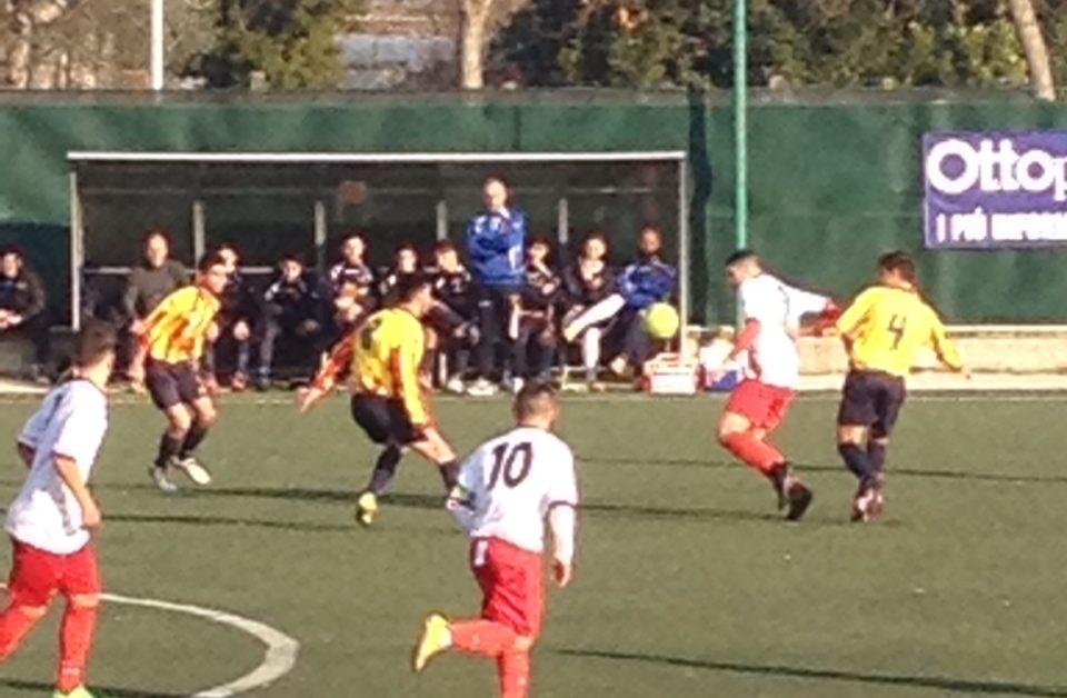 BENEVENTO- La Berretti piega il Messina, i giallorossi all'inseguimento dei play-off